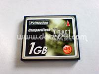 Princeton コンパクトフラッシュメモリ 1GB