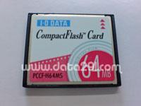 アイオーデータ PCCF-H64MS