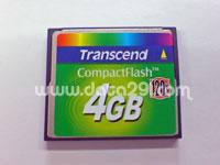 Trancend CF 4GB 120x