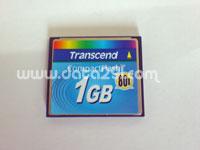 Transcend CompactFlash 1GB