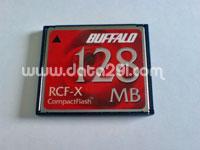 バッファロー RCF-X 128MB