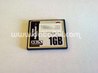 レキサーメディア CF 1GB