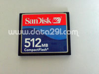 サンディスク CF 512MB