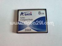 エーデータ CF 8GB