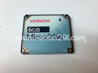 日立 マイクロドライブ 6GB