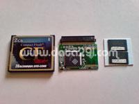 ハギワラシスコム コンパクトフラッシュ 2GB