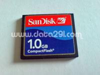 サンディスク コンパクトフラッシュ 1.0GB