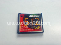 バッファロー RCF-X 512MB