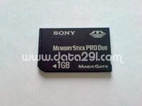 Memory Stick PRO Duo 1GB