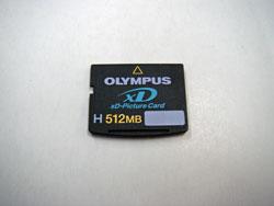 OLYMPUS MXD512H3