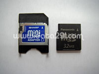 Sharp/Panasonic ミニ SD 016AF01