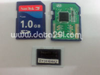 Sandisk MBW6-1G060829
