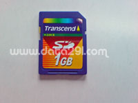 Transcend SD1GB