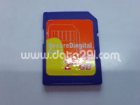 格安 SD 2GB