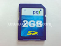 pq1 SD 2GB