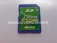 バッファロー SDカード 256MB