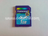 トランセンド SD 1GB