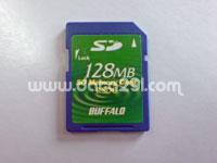 バッファロー RSDC 128MB