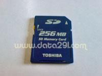 東芝 SD 256MB