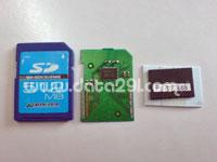 グリーンハウス SD 512MB
