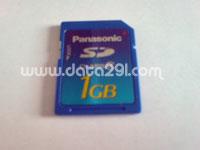 パナソニック SD 1GB