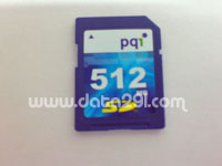 pq1 SD 512MB