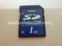 アドテック SD 256MB