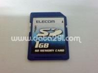 エレコム SD 1GB