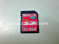 A-DATA My Flash SD 1GB