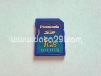 バッファロー SD 1GB