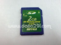 Buffalo RSDC SD 2GB