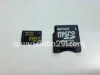 Buffalo micro SD