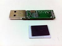 USBメモリ 物理障害