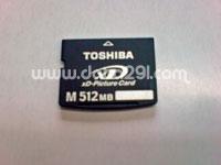 Toshiba xD512MAA