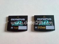 オリンパス xD 1GB・512MB