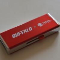 Buffalo RUF2-JV データ復旧事例